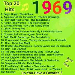 Top Hits of 1969